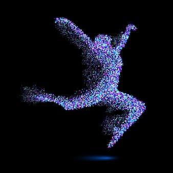 Femme danse