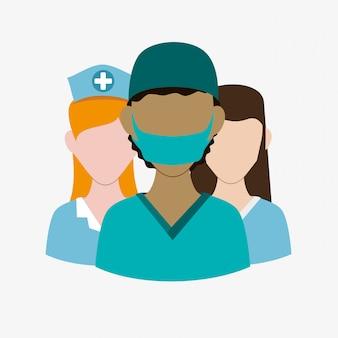 Femmes médicales