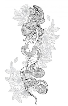 Femmes serpent