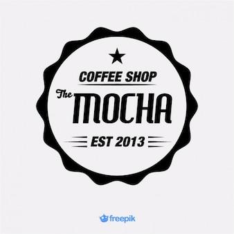Fer bouteille haut café de l'moka