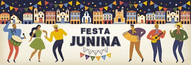 Festa junina brésil juin festival.