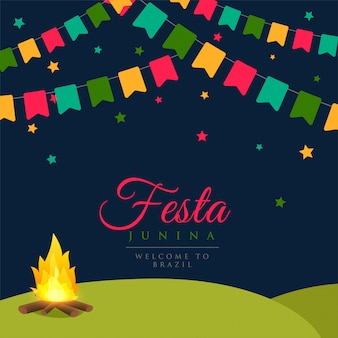 Festa junina festival du brésil