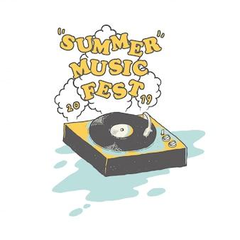 Festival de musique d'été