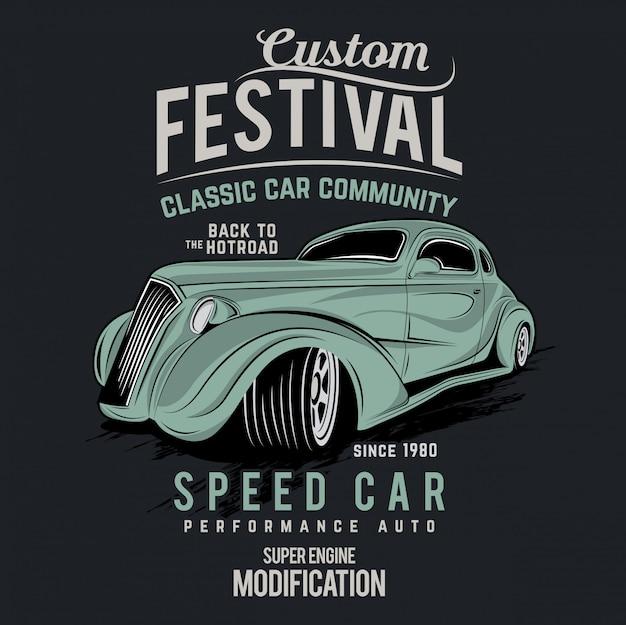 Festival de voitures sur mesure