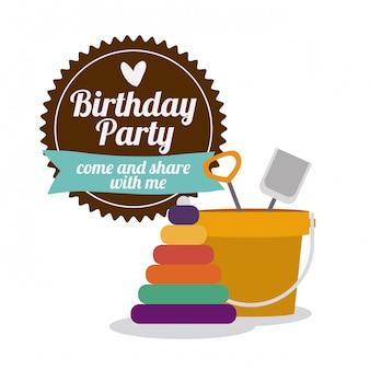 Fête d'anniversaire