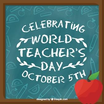 Fête du jour de l'enseignant mondial