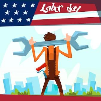 Fête du travail américain