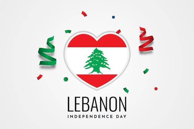 Fête de l'indépendance du liban