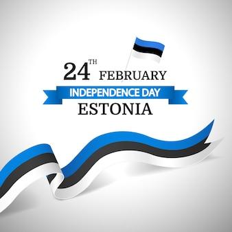 Fête de l'indépendance de l'estonie.