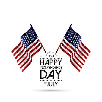 Fête de l'indépendance des états-unis le 4 juillet