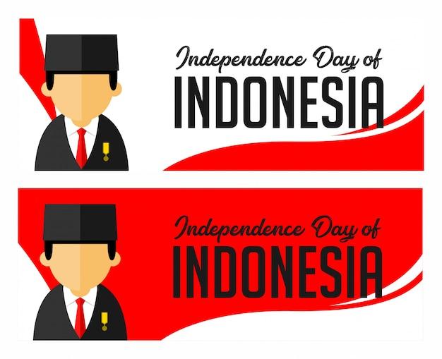 Fête de l'indépendance en indonésie