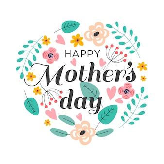 Fête des mères floral