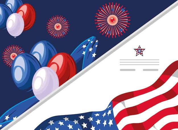 Fête nationale américaine