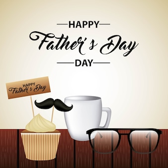 Fête des pères célébration