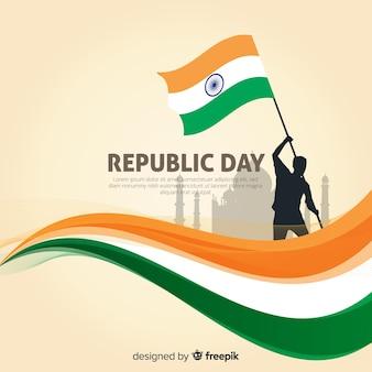 Fête de la république indienne