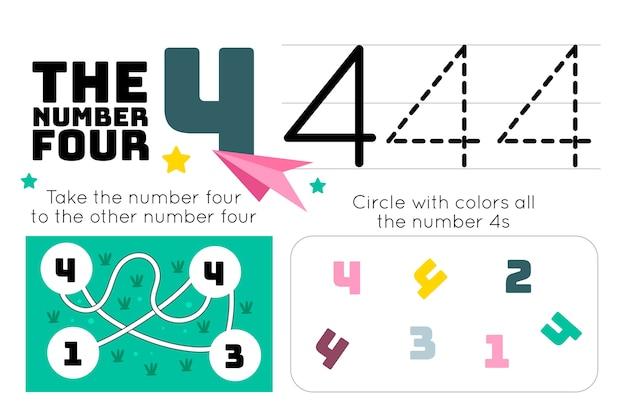 Feuille de calcul numéro 4 avec labyrinthe