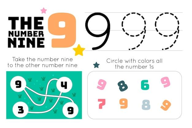 Feuille de calcul numéro 9