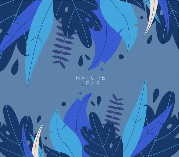 Feuille de nature