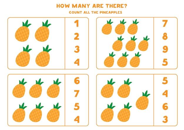 Jeu éducatif mathématique pour enfants, soustraction aux ...
