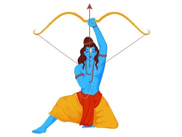 Figure mythologique hindoue