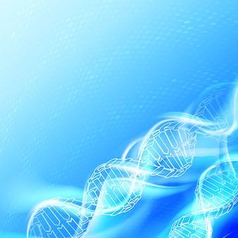Figures magiques d'ADN.