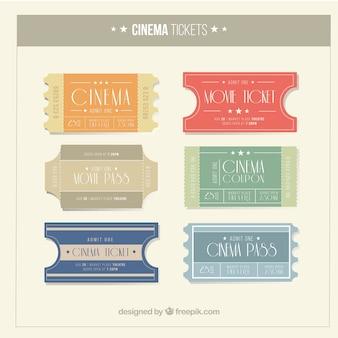Films vintage passe définis
