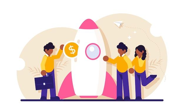 Financement par capital-risque soutien financier aux technologies innovantes