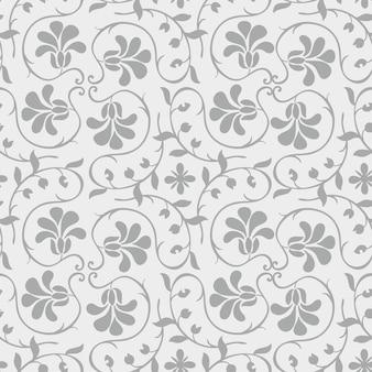 Fleur abstraite géométrique