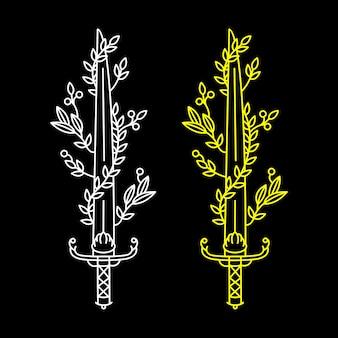 Fleur d'épée
