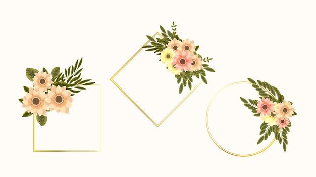 Floralvecteurtravail