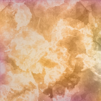 Flou brun aquarelle