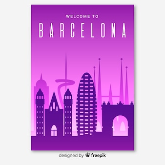 Flyer de barcelone