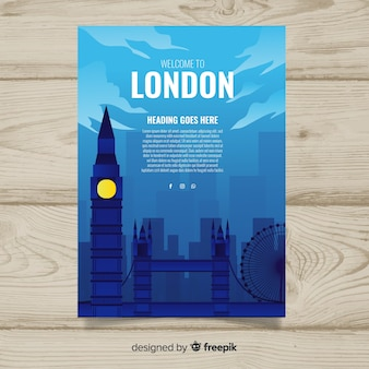 Flyer london