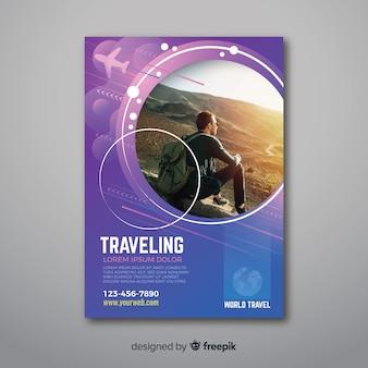 Flyer de voyage
