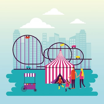 Foire du cirque