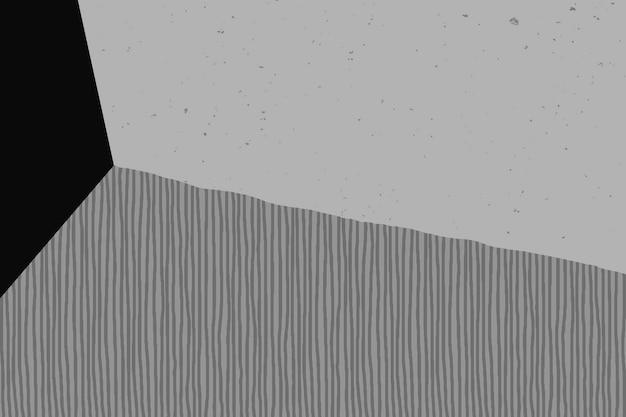 Fond abstarct en noir et blanc