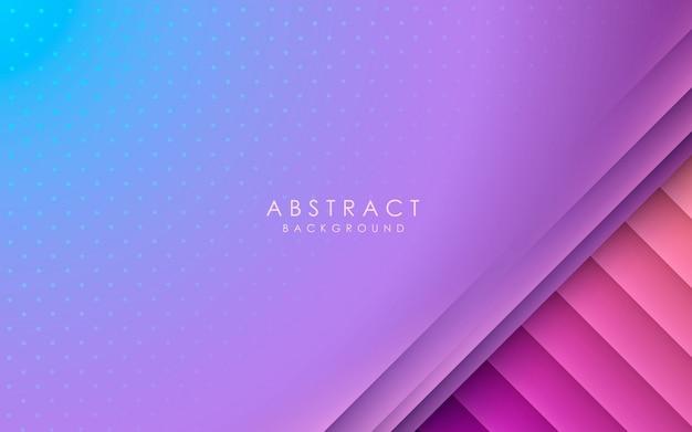 Fond abstrait. conception de couleur dégradée moderne