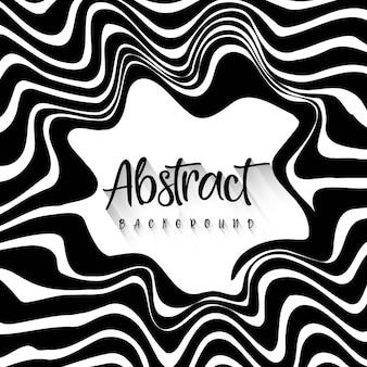 Fond abstrait creative memphis
