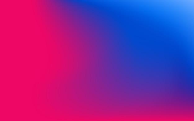 Fond abstrait dégradé de couleur rose et bleu pour le web et les documents d'application