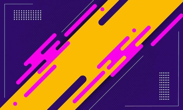 Fond abstrait demi-teinte avec forme arrondie. illustration vectorielle. meilleur design pour votre entreprise.