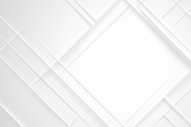 Fond abstrait en forme de diamant blanc