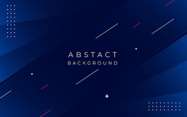 Fond abstrait géométrique texturé moderne vecteur premium