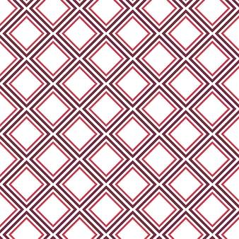 Fond abstrait avec un motif de diamant