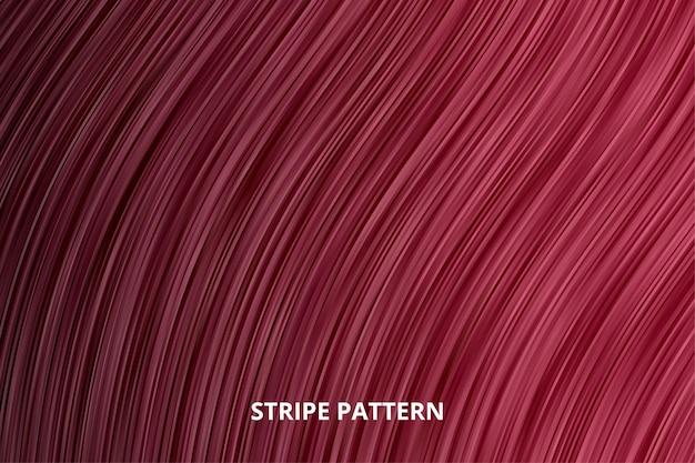 Fond abstrait. motif à rayures avec dégradé de couleur