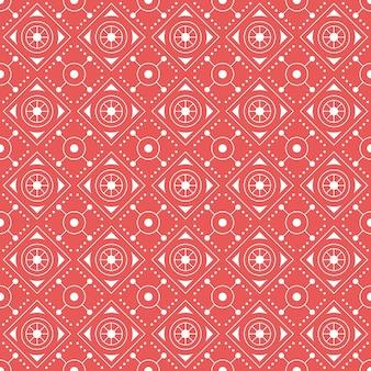 Fond abstrait. papier peint modèle sans couture batik. tissu textile. motif classique