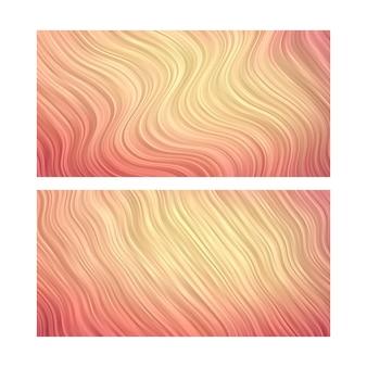 Fond abstrait. papier peint à rayures. serti de couleur pastel douce