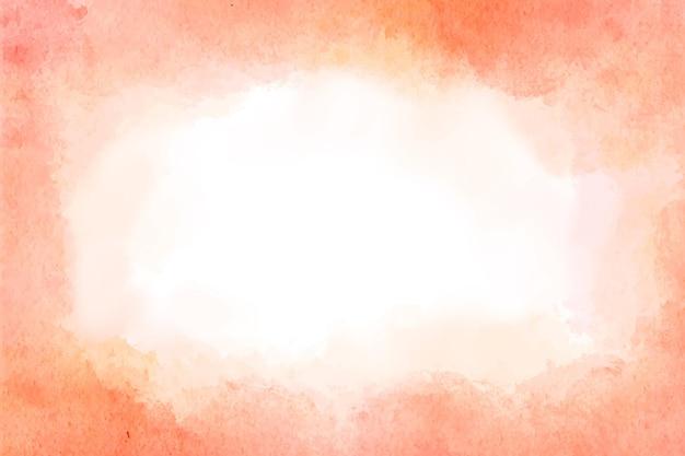 Fond abstrait peint à la main à l'aquarelle