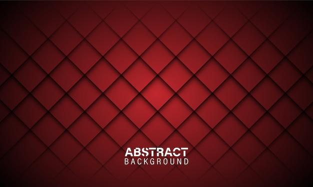 Fond abstrait rouge foncé