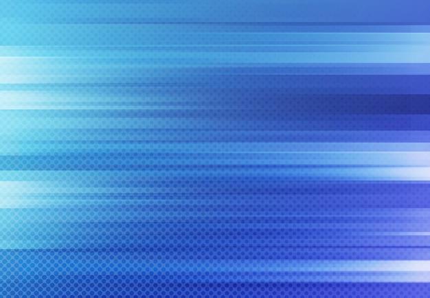 Fond abstrait technologie dégradé bleu