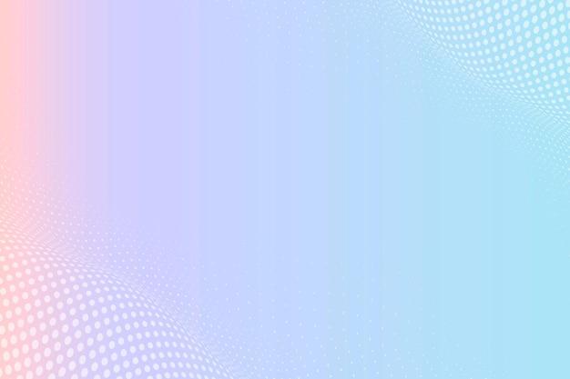 Fond abstrait texture futuriste pastel